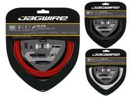 Jagwire Kit câbles et gaines de dérailleur Universal Elite Sealed