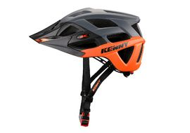 Kenny Casque K2 Noir / Orange 2020