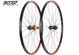 "Progress Paire de roues Dyn Ceramic 29"" Boost Orange 2020"
