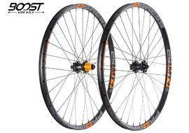 "Progress Paire de roues MT+ Nitro 29"" Boost Orange 2020"