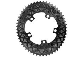Absolute Black Plateau Ovale Premium - 5 trous 110 mm (non Sram) - Noir 2020