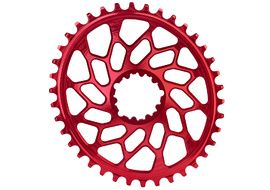 Absolute Black Plateau Cyclocross Oval Narrow Wide Sram Direct Mount GXP Rouge 2020