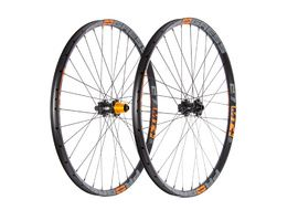 "Progress Paire de roues MT+ Nitro 27,5"" Boost Orange 2020"