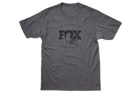 Fox Racing Shox Tee Shirt Ride Gris 3.0 2020
