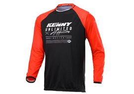 Kenny Maillot Prolight R-Soft Rouge 2020