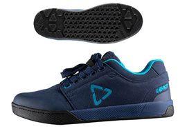 Leatt Chaussures DBX 2.0 Flat Bleu Marine 2020