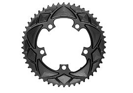 Absolute Black Plateau Premium - 5 trous 110 mm (non Sram) - Noir 2020