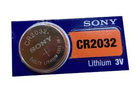 Sony Pile Lithium CR 2032