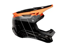 100% Casque Aircraft Carbone Darkblast 2020