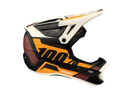 100% Casque Aircraft Carbone Revburst 2020