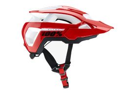 100% Casque Altec Rouge 2020