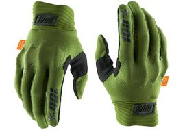 100% Gants Cognito D3O Army Green 2020