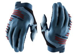 100% Gants R-Core Slate Blue 2020