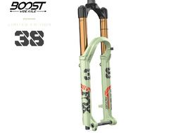 "Fox Racing Shox Fourche 38 Float 27.5"" Factory Grip 2 Edition Limitée Pistache Boost 2021"