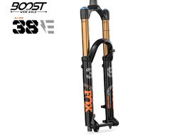 "Fox Racing Shox Fourche 38 Float E-Bike 27.5"" Factory Grip 2 Noir Boost 2021"