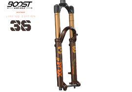 "Fox Racing Shox Fourche 36 Float 27.5"" Factory Grip 2 Root Beer 160 mm Boost 2021"