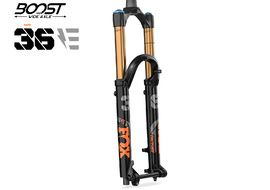 "Fox Racing Shox Fourche 36 Float E-Bike 27.5"" Factory Grip 2 Noir Boost 2021"