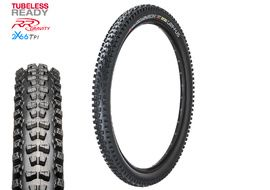 Hutchinson Pneu Griffus Racing Lab Tubeless Ready 2x66 TPI 27.5'' Noir 2020