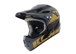 Kenny Casque Down hill Graphic Black Gold 2021