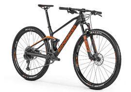 Mondraker VTT F-Podium Carbone 29'' noir-orange modèle 2021