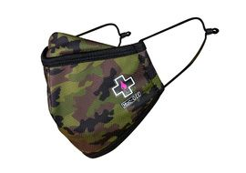 Muc-Off Masque de protection lavable Camo 2020