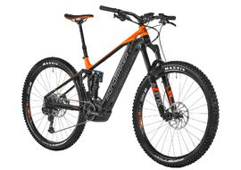 Mondraker VTTAE Crafty R 29'' Noir/Orange 2021