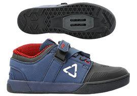 Leatt Chaussures 4.0 Clip Bleu Onyx 2021