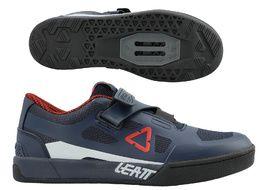 Leatt Chaussures 5.0 Clip Bleu Onyx 2021