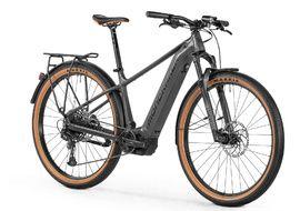 Mondraker Vélo Electrique Thundra X Gris 2021