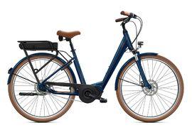 O2feel Vélo électrique Vog City Boost Bleu Boreal - E6100 2021