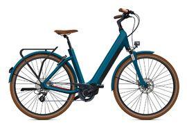 O2feel Vélo électrique ISwan City Boost 6.1 Bleu Cobalt - E6100 2021