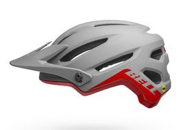 Bell Casque 4Forty Mips Gris / Rouge 2021