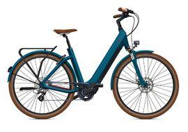 O2feel Vélo électrique ISwan City Up 5.1 Bleu Cobalt - E5000 2021