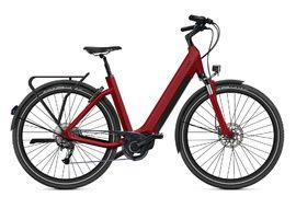 O2feel Vélo électrique Iswan Explorer Boost 6.1 Rouge - E6100 2021