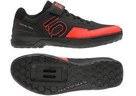 Five Ten Chaussures Kestrel Lace Noir et Rouge 2021