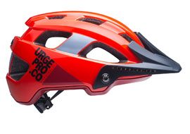 Urge Casque AllTrail Rouge 2021