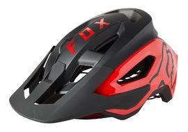 Fox Casque Speedframe Pro Noir et Rouge 2021
