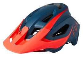 Fox Casque Speedframe Pro Rouge et Bleu 2021
