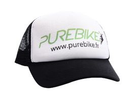 Purebike Casquette Logo Staff 2021