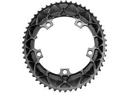 Absolute Black Plateau Ovale Premium - 5 trous 130 mm - Noir 2020