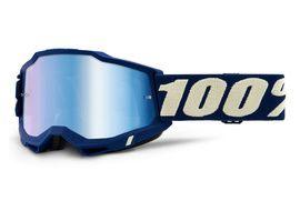 100% Masque Accuri 2 Deepmarine 2021