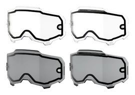 100% Ecran Dual Pane pour masque Armega 2021