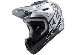 Kenny Casque Down Hill Silver 2022
