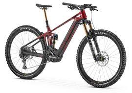 "Mondraker VTTAE Crafty Carbon RR 29"" Noir/Rouge 2022"