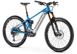 "Mondraker VTTAE Crafty RR 29"" Argent/Bleu 2022"