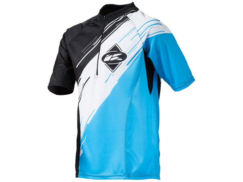 Kenny Maillot Downhill Light Bleu