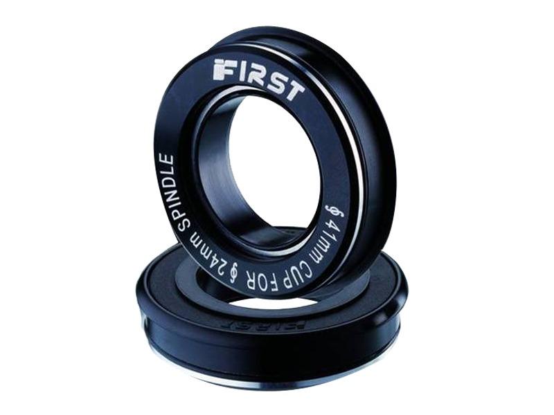 First Components Cuvettes de pédalier intégrée Press Fit compatible Shimano