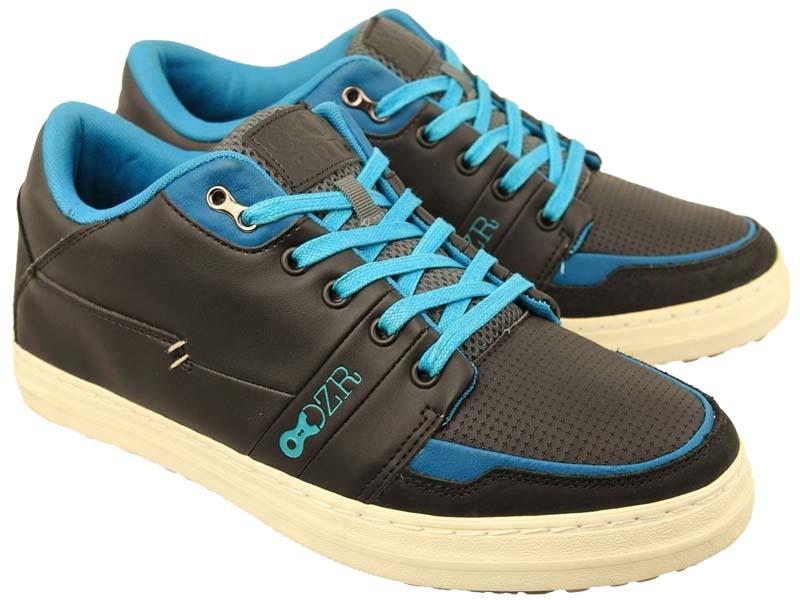 DZR Chaussures Sense Pro Noir et Bleu 2015