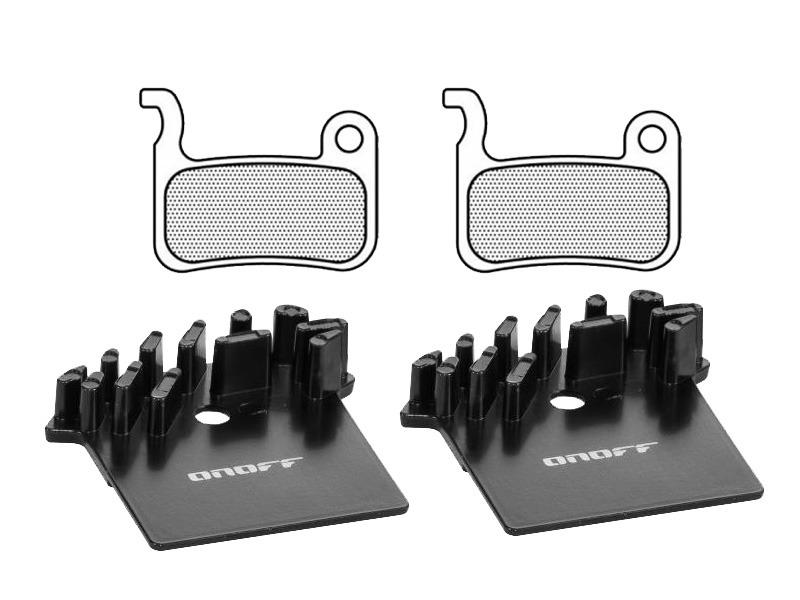 Plaquettes Cooler pour Shimano M965  M800 M765 M665