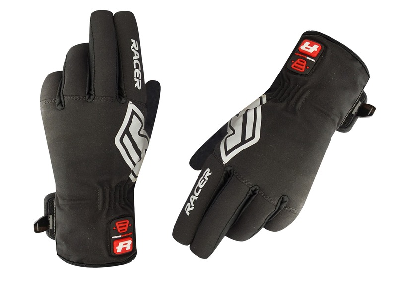 gants chauffants racer e glove gants purebike. Black Bedroom Furniture Sets. Home Design Ideas